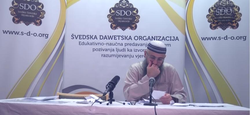 Samoubistvo zbog sihra? – dr. Safet Kuduzović