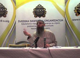 Potvora na muftiju da je dao fetvu o dozvoli muža da pojede svoju ženu! – dr. Safet Kuduzovic