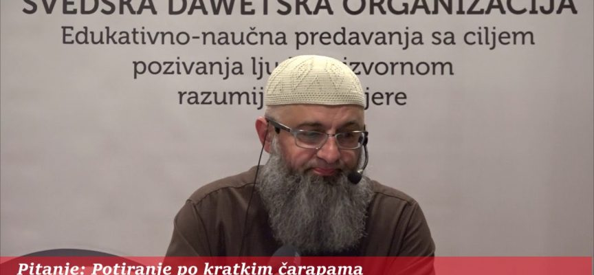 Potiranje po kratkim čarapama? – dr. Safet Kuduzović