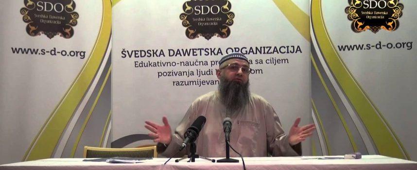 Moderni hidžabi /audio – Dr Safet Kuduzović