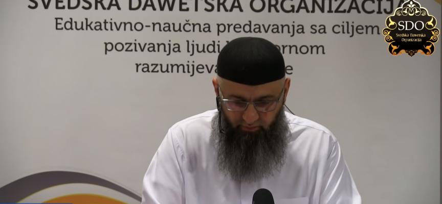 Kako postupiti vezano za praćenje situacije u svijetu? – dr. Safet Kuduzović