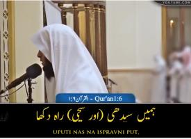 Prelijepo učenje Kur'ana – Sura Vjerovjesnici