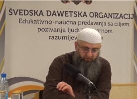 Vitr namaz nakon što se spoje akšam i jacija? – dr. Safet Kuduzović