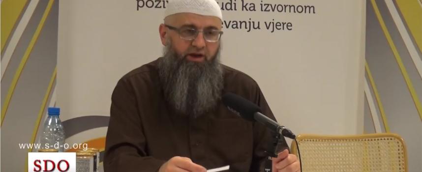 Ima pravilnik koji vrijedi za sve_dr. Safet Kuduzović