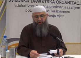 Oslobađanje od ihrama? – dr. Safet Kuduzović