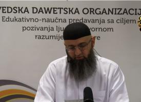 Da li je moguće zbližavanje religija_dr. Safet Kuduzović