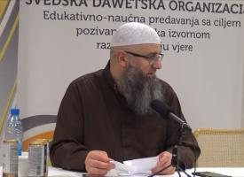 Muslimani danas vole Islam, ali ga ne žele_dr. Safet Kuduzović