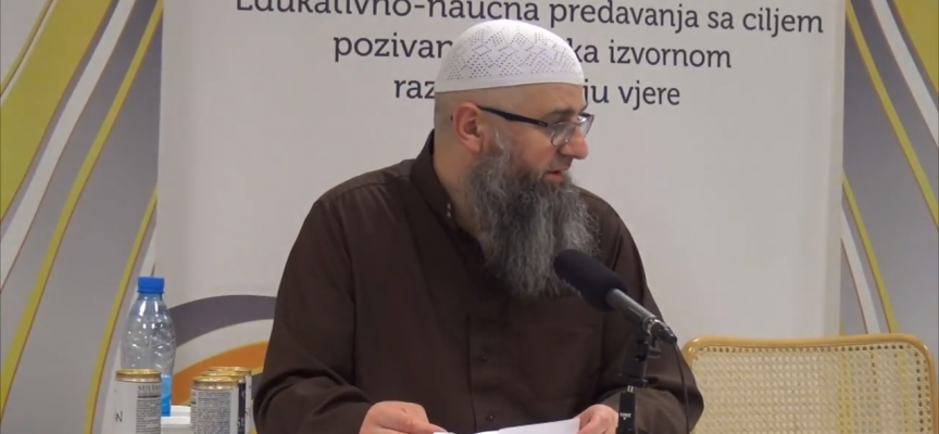 Zekat za kopanje bunara? Klanje akike 7. dan? – dr. Safet Kuduzović
