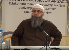 Promjeni sebe! – dr. Safet Kuduzović