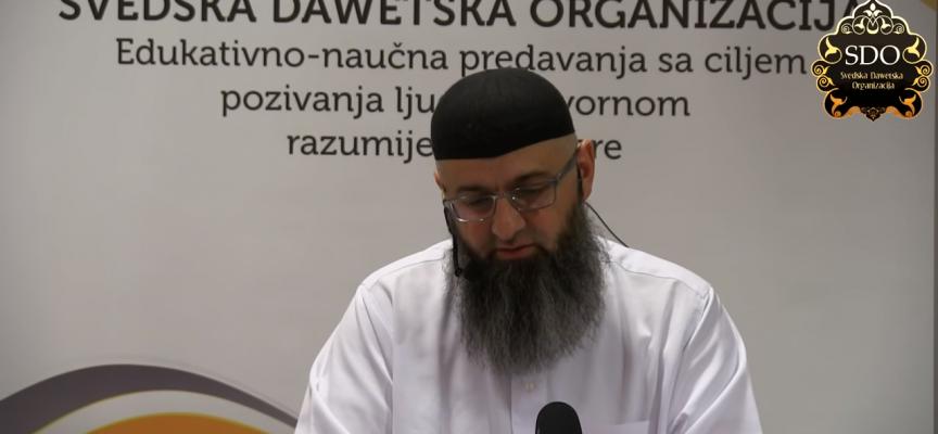 Da li savjetovati brata više puta? – dr. Safet Kuduzović
