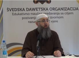 Osloni se na Uzvišenog Allaha_dr. Safet Kuduzović