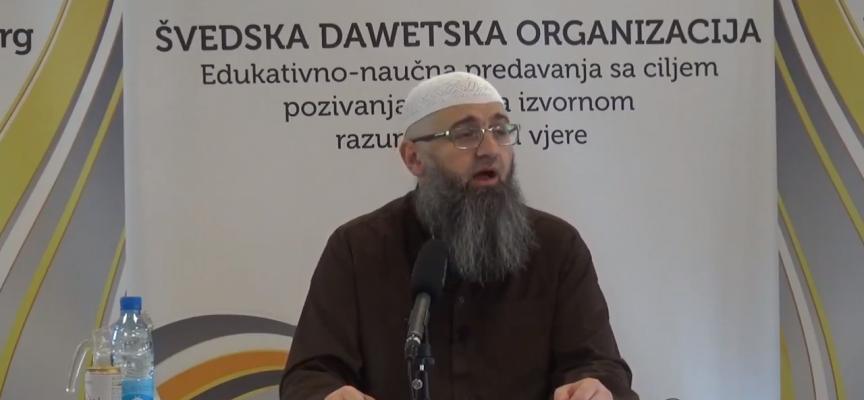O vjerovanju u Allaha, zaštiti protiv šejtana i priča o Omeru, r.a.! – dr. Safet Kuduzović