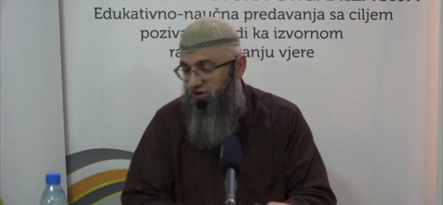 Ženidba sa djevojkom koja ne prakticira vjeru i primanje dove roditelja? – dr. Safet Kuduzović