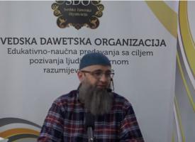 Ne može razum suditi Islamu_dr. Safet Kuduzović