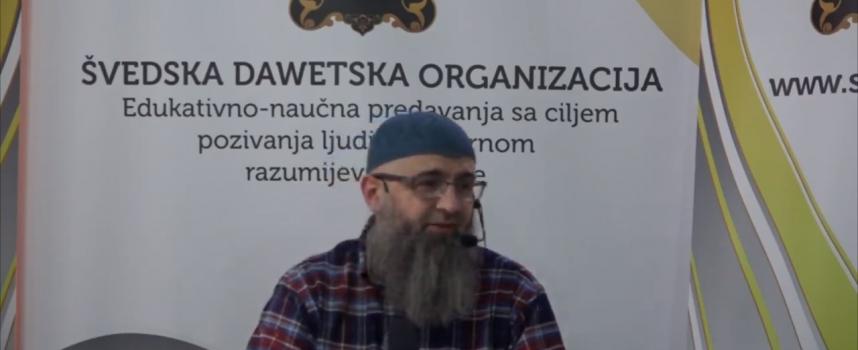 Ljudi su ti koji opterećuju sami sebe_dr. Safet Kuduzović