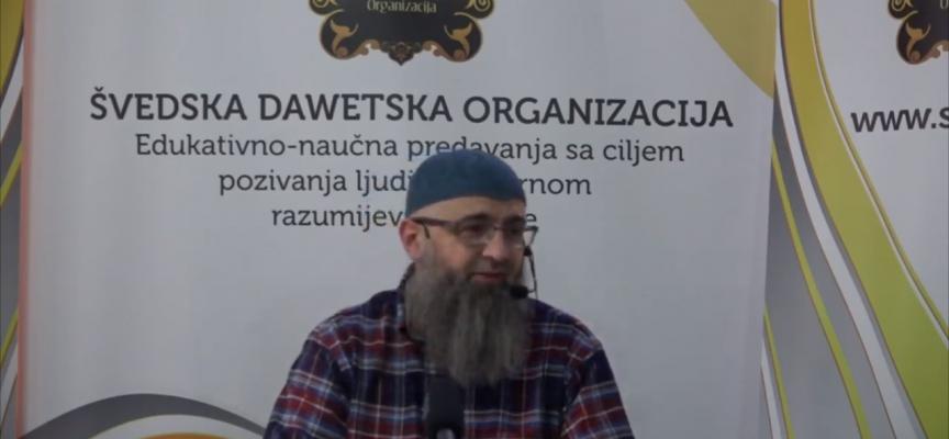 O želatinu, grba na glavi i kakav treba hidžab da bude? – dr. Safet Kuduzović