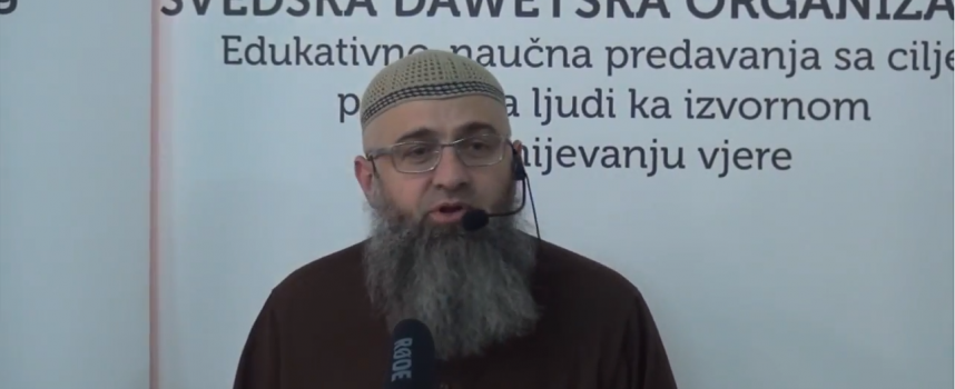 Skrivanje dobrih djela_dr.Safet Kuduzović