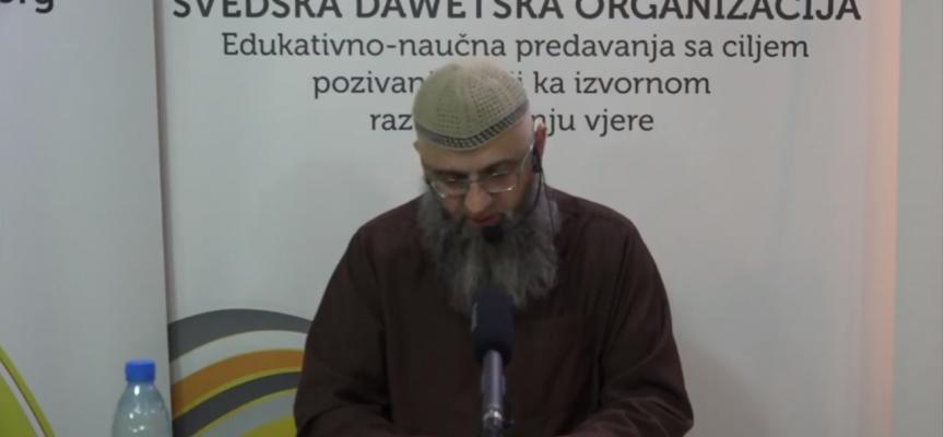 Nakit, ukrasiti mushaf i prezime djetetu? – dr. Safet Kuduzović