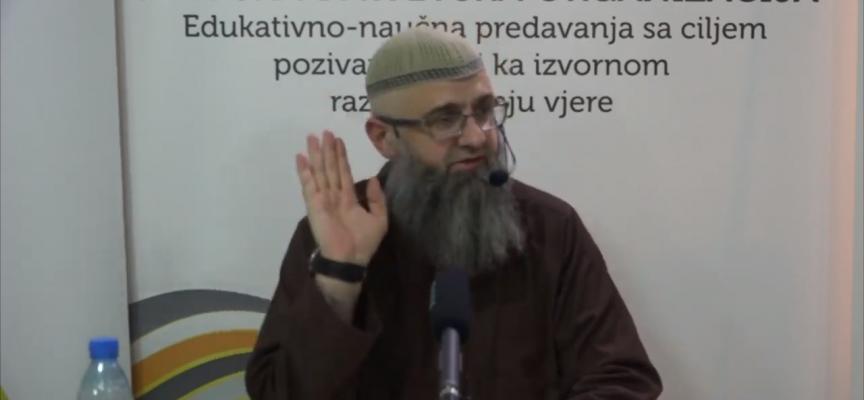 Džuma-namaz i Ahiri-zuhri? – dr. Safet Kuduzović