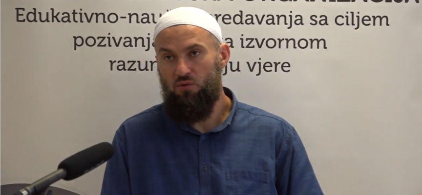 Opis ashaba u noćima ramazana! – hfz. Almir Kapić