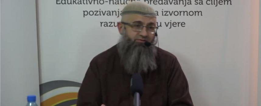 Šta nas je to obmanulo_dr. Safet Kuduzović