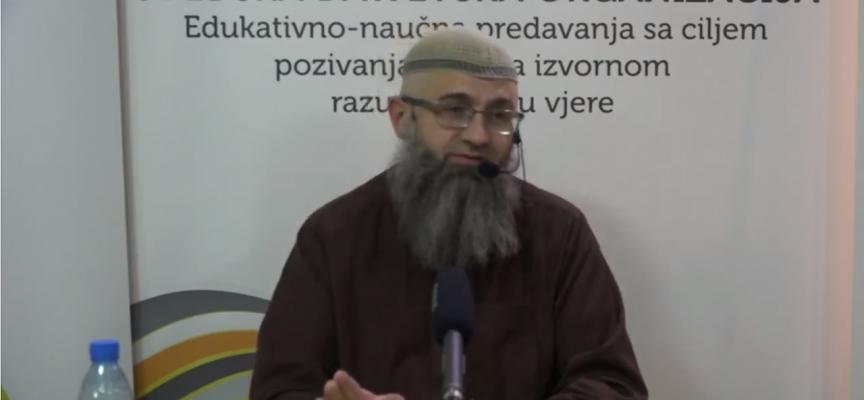 Uvreda od roditelja, farbanje i čupanje obrva? – dr. Safet Kuduzović