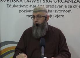 Kućno osiguranje i ponašanje muža? – dr. Safet Kuduzović