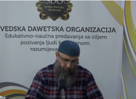 Pauza prije ustajanja na slijedeći rekat? – dr. Safet Kuduzović