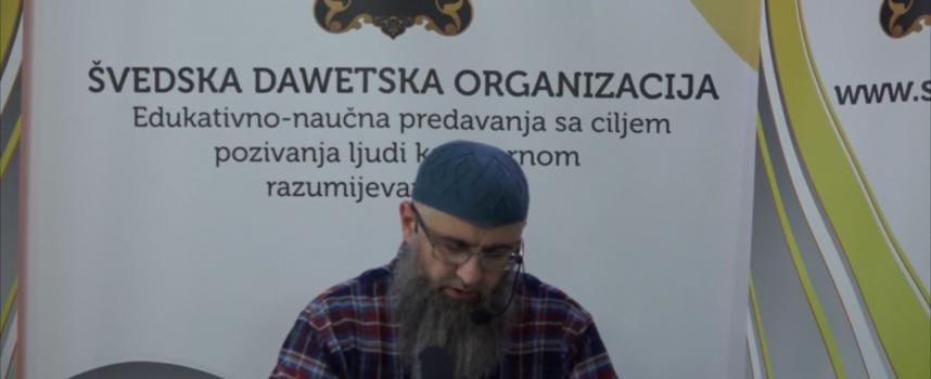 Kad će nas Allah pomoći_dr. Safet Kuduzović