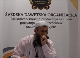 Postepeno trazenje znanja! – mr. Hajrudin Ahmetović