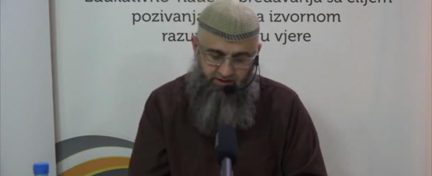Šta znači hadis-kudsi? – dr. Safet Kuduzović