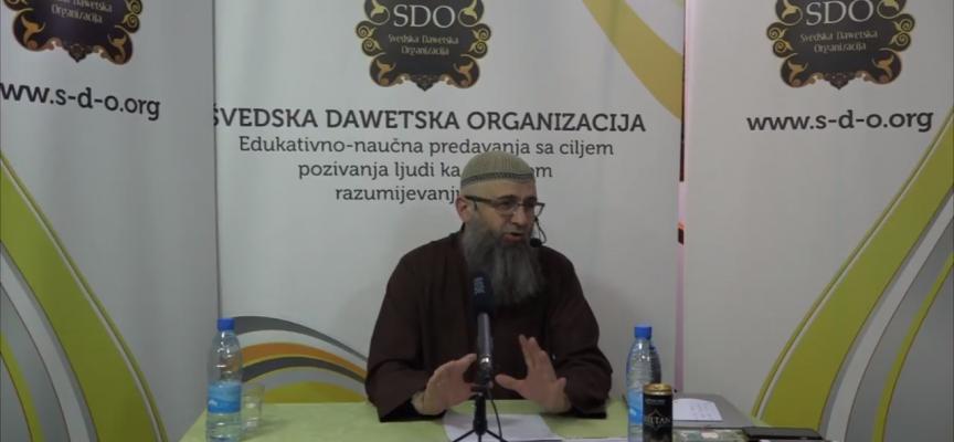 Sticanje znanja i rad po istom! – dr. Safet Kuduzović