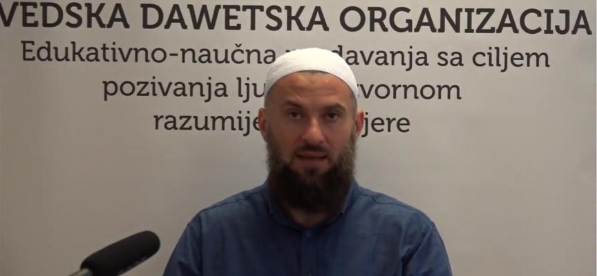 Čuvanje jezika! – hfz. Almir Kapić