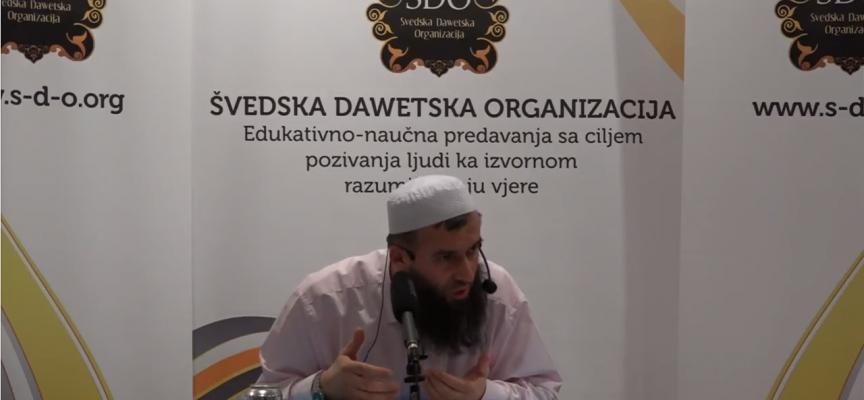 Tražiti znanje i pomoći se strpljenjem! – mr. Hajrudin Ahmetović