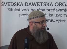 Način rasprave! – dr. Safet Kuduzović