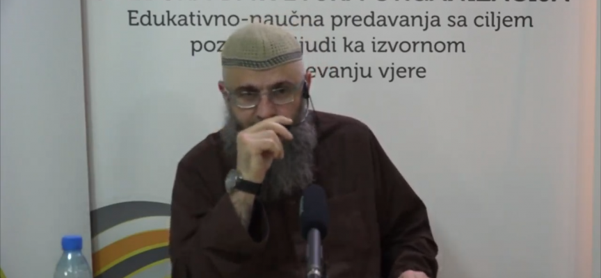 Farbanje i čupanje obrva? – dr. Safet Kuduzović