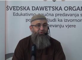 Događaj sa slugom Ebu Zerra! – dr. Safet Kuduzović