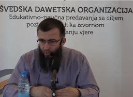 Kako si izgradio vezu sa Allahom? – mr. Hajrudin Ahmetović