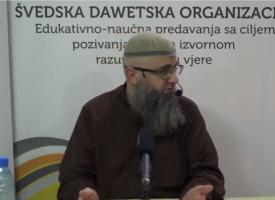 Shvatiti i razumjevati Kur an je preče od lijepog učenja_dr. Safet Kuduzović