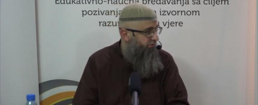 Ponašanje muža? – dr. Safet Kuduzović
