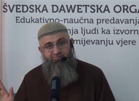 Poslanikov, alejhisselam, i naš odnos prema drugima? – dr. Safet Kuduzović