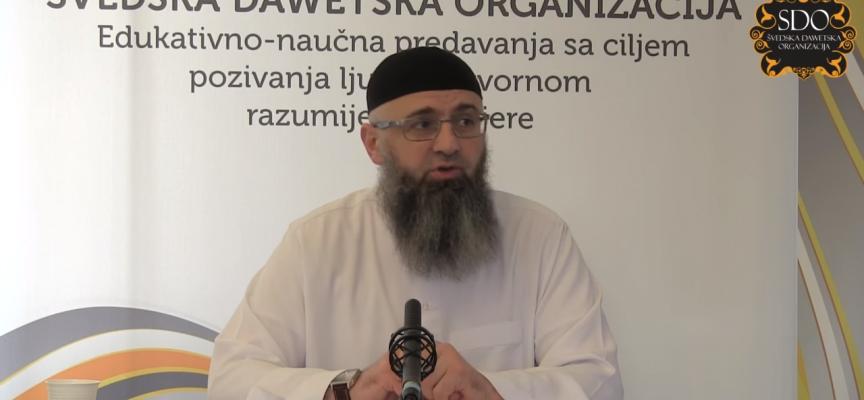 Sveti mjeseci – Dr Safet Kuduzović