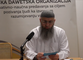 Propis za ženu koja dođe da obavi umru pa dobije hajz? – dr. Safet Kuduzović