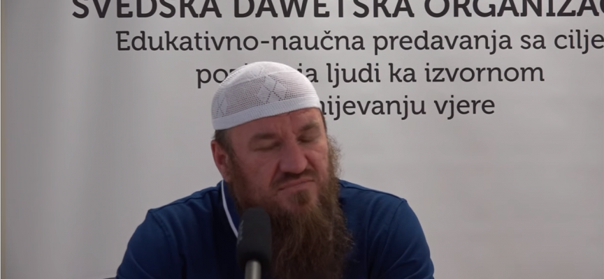 Imperativ islamskog bratstva! – mr. Osman Smajlović