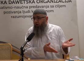 O imamu Kurtubiju i o još nekim učenjacima! – dr. Safet Kuduzović