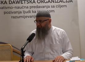 Allah će ih učvrstiti postojanom riječju_dr. Safet Kuduzović
