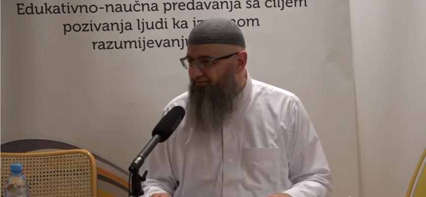 Je li Poslanik, alejhisselam, vidio ono što ne vide drugi ljudi? – dr. Safet Kuduzović