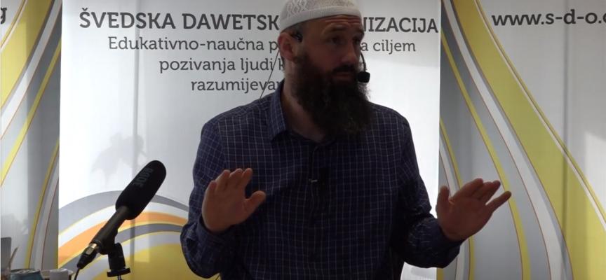 Osjetiće slast imana… – mr. Elvedin Pezić