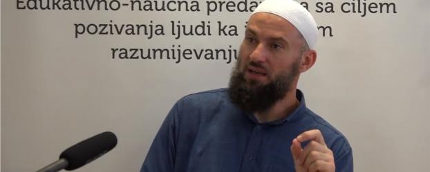 Meleci traže oprost za postače tokom cijelog dana! – hfz. Almir Kapić