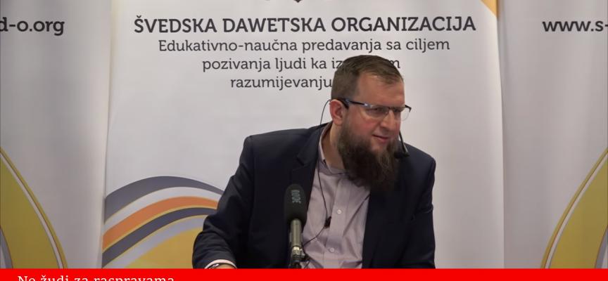 Ne žudi za raspravama! – mr. Adnan Mrkonjić
